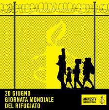 GIORNATA MONDIALE DEL RIFUGIATO: IL RAPPORTO DI AMNESTY INTERNATIONAL