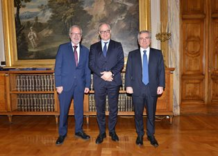 IL MINISTRO GUALTIERI INCONTRA I VERTICI DELLA BEI: COLLABORAZIONE NEGLI INVESTIMENTI PER IL GREEN AND INNOVATION NEW DEAL