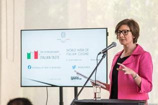 SETTIMANA DELLA CUCINA ITALIANA NEL MONDO: IN AMBASCIATA A CANBERRA SI PARLA DI SICUREZZA ALIMENTARE