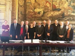 A ROMA I VERTICI DEI CLUSTER MARITTIMI DI 9 PAESI PER IL GENERAL MEETING DELL'ENMC