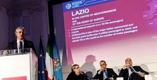 REGIONE LAZIO: PRESENTATO IL PIANO PER L'INTERNAZIONALIZZAZIONE DELLE IMPRESE
