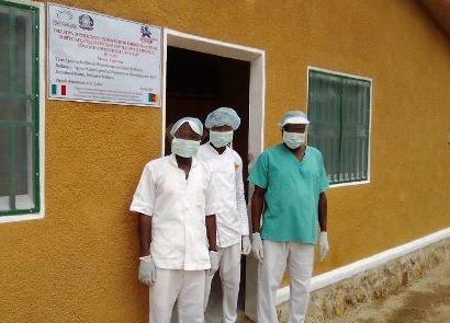 AICS: PRONTO IL NUOVO PADIGLIONE FISIOTERAPICO DELLA FONDAZIONE BETLEMME DI MOUDA IN CAMERUN