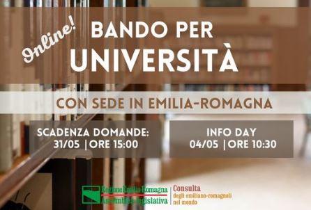 Emigrazione Emiliano-Romagnola: aperto il bando universitario per approfondire il fenomeno