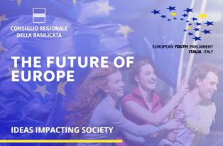 THE FUTURE OF EUROPE: A POTENZA 20 GIOVANI EUROPEI