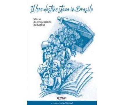 """""""IL LORO DESTINO STAVA IN BRASILE"""": LA PRESENTAZIONE DEL LIBRO DI LUISA CARNIEL CON L'ABM"""