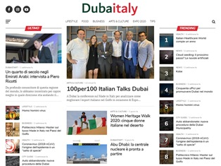 100PER100 ITALIAN TALKS DUBAI