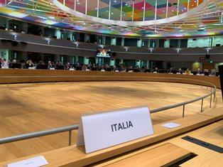 FRANCESCHINI SPRONA I MINISTRI UE: SERVE CORAGGIO E POLITICHE ATTIVE IN AMBITO CULTURALE