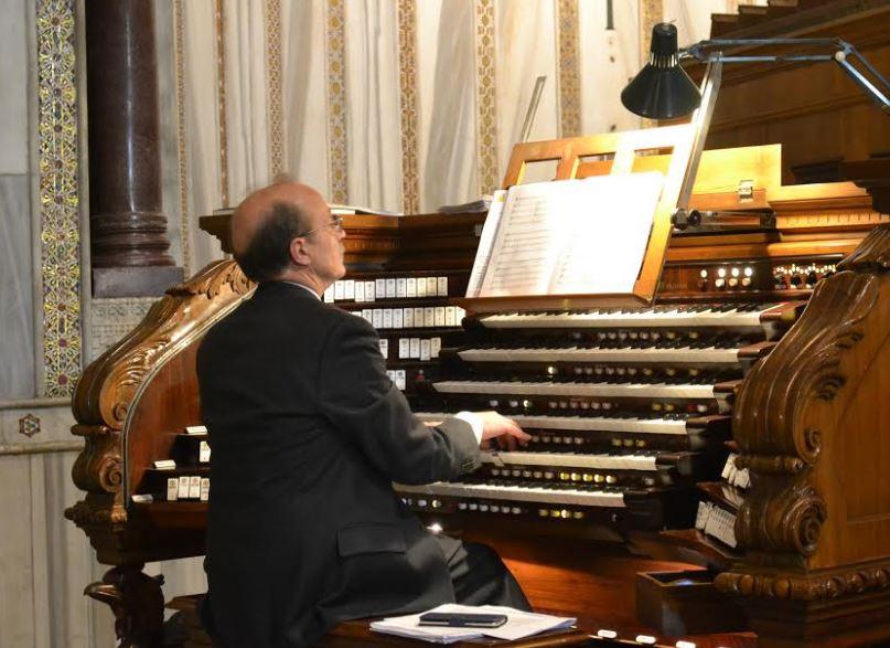 "Paraná: ""Concerto per l'Argentina"" con l'organista Marco Intravaia"