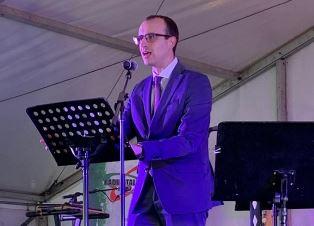 ADELAIDE: IL CONSOLE STENDARDO ALLA FESTA DI SAN PELLEGRINO MARTIRE