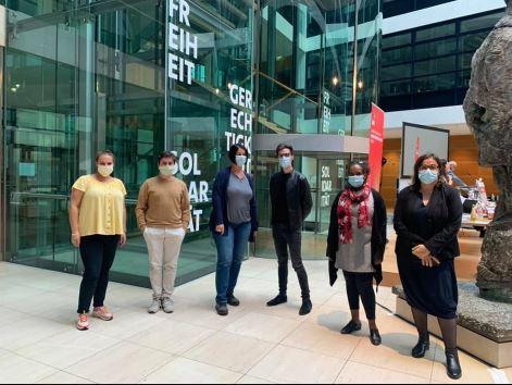 BERLINO: QUADRELLI (PD) ELETTO VICEPRESIDENTE DEL GRUPPO REGIONALE SPD