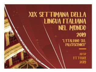 PARTE A TIRANA LA XIX EDIZIONE DELLA SETTIMANA DELLA LINGUA ITALIANA NEL MONDO