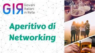 DOMANI A BASILEA L'APERITIVO DI NETWORKING DI GIR - GIOVANI ITALIANI IN RETE