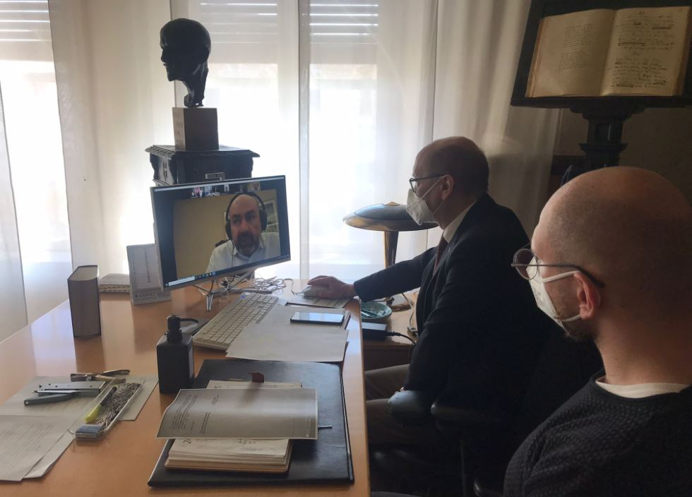 Abruzzesi in Cina: il Comune di Chieti a dialogo coi concittadini expat
