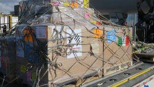 DALLA FARNESINA UNA FORNITURA DI AIUTI UMANITARI DESTINATI ALLA SOMALIA