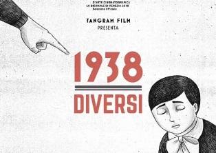 """GIORNO DELLA MEMORIA: ALL'IIC AMBURGO LA PROIEZIONE DEL FILM """"1938. DIVERSI"""""""