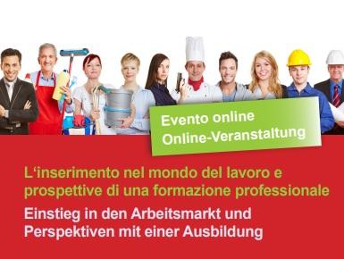 INSERIMENTO NEL LAVORO E FORMAZIONE PROFESSIONALE: RIPRENDONO (ONLINE) LE SERATE INFORMATIVE PER GLI ITALIANI A STOCCARDA