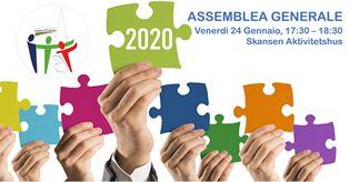 CONVOCATA VENERDÌ L'ASSEMBLEA GENERALE DI ITAT - ITALIANI A TRONDHEIM