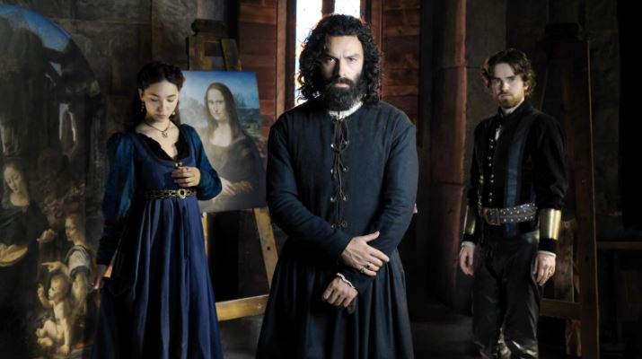 Leonardo: su Rai Italia la prima puntata dedicata a Da Vinci