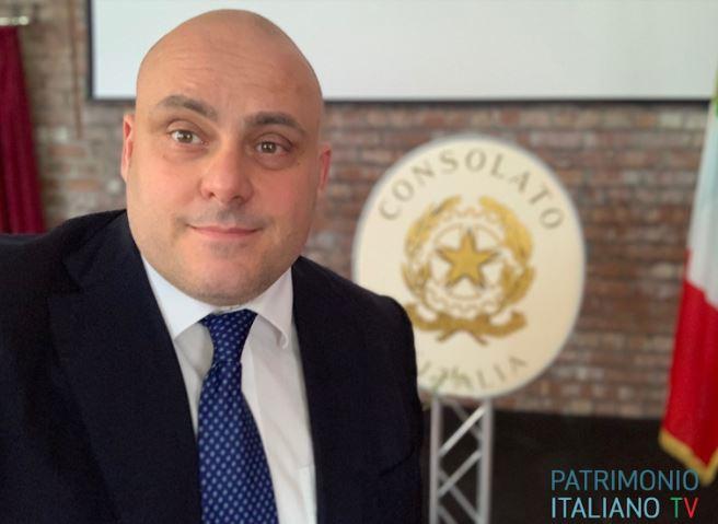 "Luigi Liberti responsabile Europa per la rete ""Vox por la Pax"""