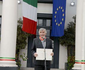 GLI ITALIANI DEL CILE PIANGONO ENRIQUE LOMBARDI