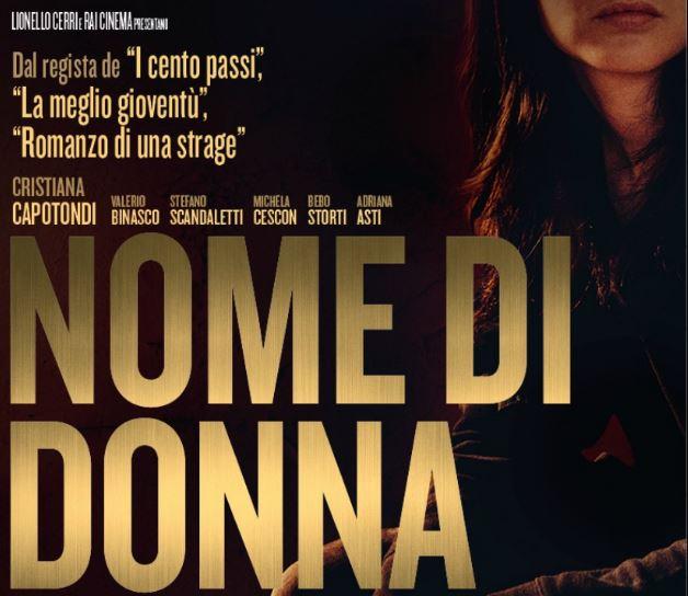 NOME DI DONNA: SU RAI ITALIA IL FILM DI MARCO TULLIO GIORDANA