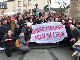 #6000SARDINE: LUSSEMBURGO NON SI LEGA – di Paola Cairo