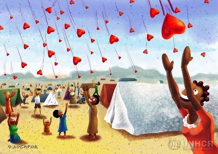"""""""GIOVANI CON I RIFUGIATI ART CONTEST"""": L'UNHCR ANNUNCIA I VINCITORI"""