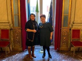 IL MINISTRO BELLANOVA INCONTRA LA RELATRICE ONU PER IL DIRITTO AL CIBO HILAL HELVER