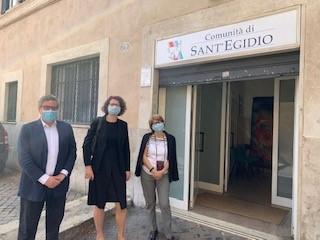 LE AZIONI DI SOLIDARIETÀ DELL'AMBASCIATA DI SVIZZERA IN ITALIA DURANTE L'EMERGENZA COVID19