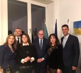 SLOVAKIATOUR: AL VIA LA MISSIONE DELLA DELEGAZIONE DI ENTI E COMUNI SARDI A BRATISLAVA