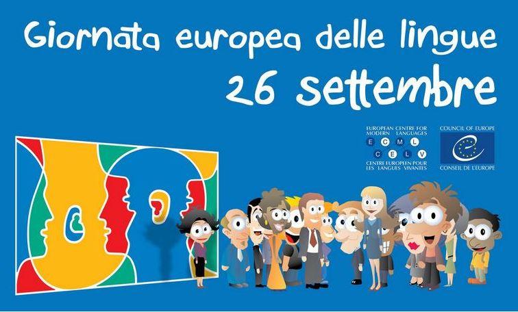 26 SETTEMBRE: GIORNATA EUROPEA DELLE LINGUE