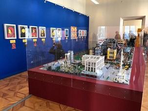 """""""I LOVE LEGO"""" DA DOMANI A PALAZZO BONAPARTE"""