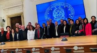 IL MINISTRO PROVENZANO INCONTRA DELEGAZIONE CUBANA
