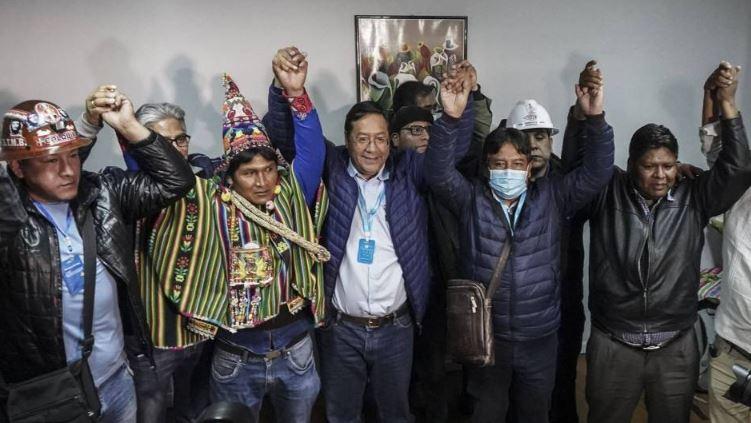 LA BUSSOLA BOLIVIANA - di Marco Consolo