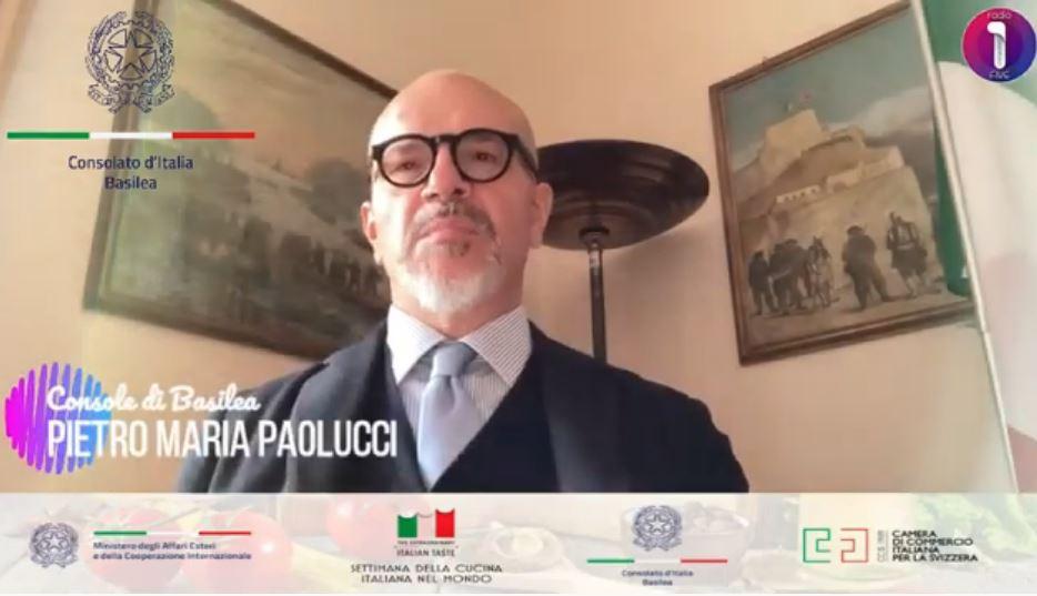 BASILEA: AL VIA LA V SETTIMANA DELLA CUCINA ITALIANA NEL MONDO