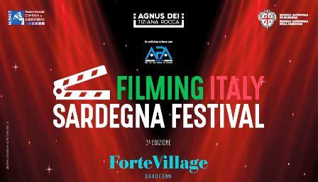 """""""FILMING ITALY SARDEGNA FESTIVAL"""": PRESENTATA LA 3° EDIZIONE DELLA RASSEGNA CINEMATOGRAFICA"""