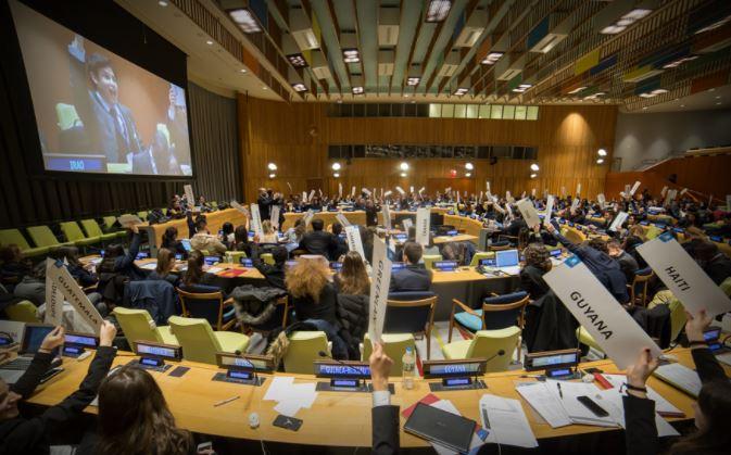 """Studenti ambasciatori all'ONU e """"WEareEUROPE"""": prorogata l"""