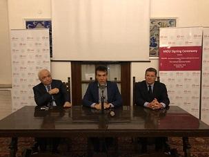GENOVA-TEHERAN: L'OSPEDALE GASLINI E LA FONDAZIONE MAHAK INSIEME PER L'ONCOLOGIA PEDIATRICA