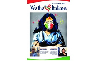 "ONLINE IL NUMERO DI MAGGIO DEL MAGAZINE ""WE THE ITALIANS"""