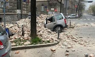 TERREMOTO CROAZIA: 30 TENDE E 240 POSTI LETTO PER ZAGABRIA DAL FRIULI VENEZIA GIULIA
