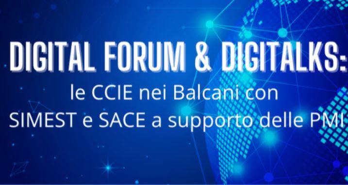 LE CCIE NEI BALCANI CON SIMEST E SACE A SUPPORTO DELLE PMI ITALIANE