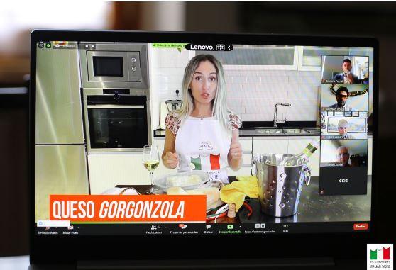 THE AUTHENTIC ITALIAN TABLE: SUCCESSO A MADRID PER L'INIZIATIVA DELLA CCIS