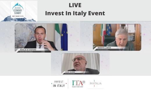 Italia – Turchia: Di Stefano inaugura il X Forum Economico di Uludag
