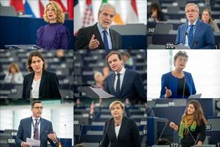 NORD-EST DELLA SIRIA: DAL PARLAMENTO UE SANZIONI CONTRO LE OPERAZIONI MILITARI TURCHE