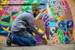 COLOR4ACTION: STREET ARTIST DEL MONDO UNITI NELLA MOBILITAZIONE PER LA LOTTA AL CORONAVIRUS