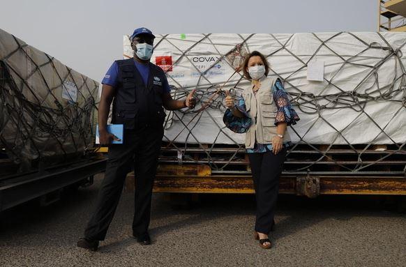 Lotta al Covid-19: 600 mila vaccini COVAX al Ghana