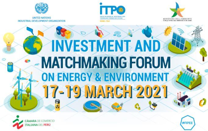 Energie rinnovabili: UNIDO ITPO Italy attiva piattaforma per aziende italiane del settore