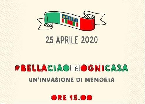 """25 APRILE: L'ITALIA CANTA """"BELLA CIAO"""""""