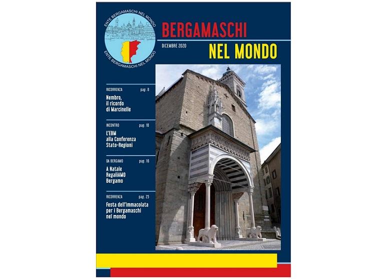 """""""Bergamaschi nel mondo"""": uscito il nuovo numero della rivista"""