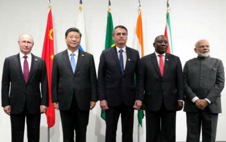 BRASILIA: I PROGRESSI DEI BRICS